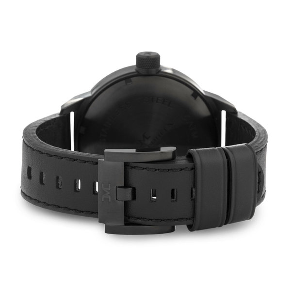 TW-Steel TW-Steel watch Marc Coblen TWMC52 black & leather strap - original men's wristwatch