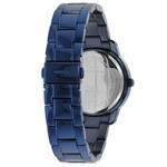 Guess Horloge Guess W0502L4 Indulge analoog dameshorloge blauw 36mm staal - Iconic Blue
