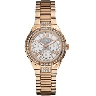 Guess Guess Viva W0111L3 ladies watch 36 mm rose