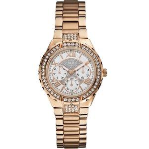 Guess Guess Viva W0111L3 dames horloge 36 mm rosé
