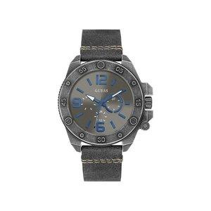 Guess Guess Viper W0659G3 horloge donkergrijs 46 mm heren