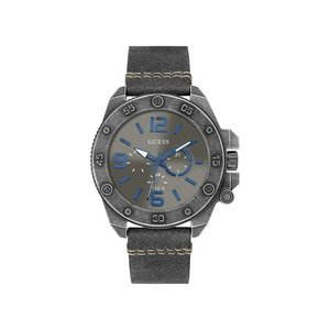 Guess Reloj Guess Viper W0659G3 gris oscuro 46 mm hombres