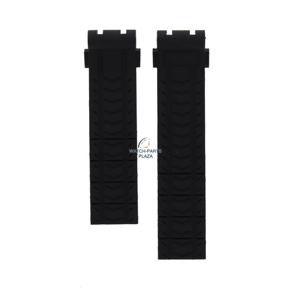Tissot Tissot T-Race MotoGP T092417 / T092427 black & red watch band 20mm T092.417.27.201 genuine strap