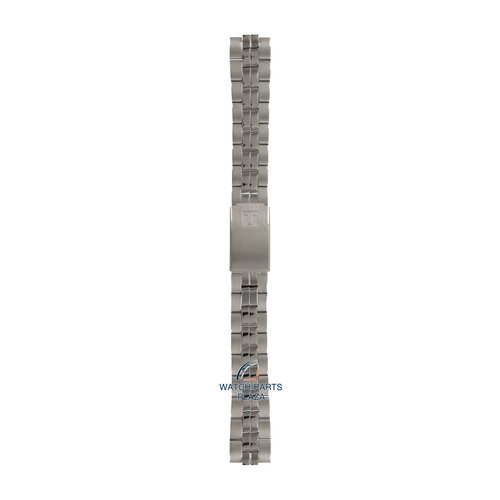 Tissot Tissot T012423, T34148 Nascar Watch Band Grey Stainless Steel 18 mm