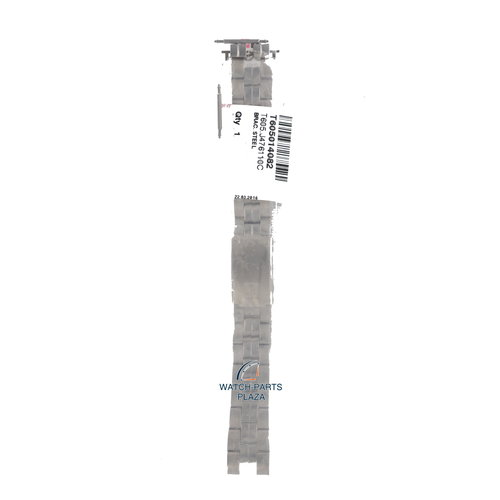 Tissot Tissot PR50 Moonphase T012423 / T34148 / T34188 stalen horlogeband 18mm band T34.1.488