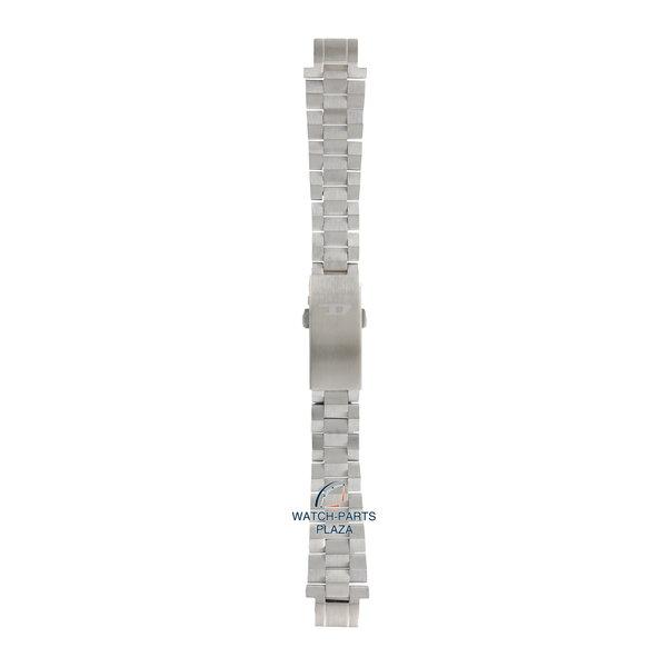 Diesel Diesel DZ1031, bracelet en acier inoxydable DZ1038 Bracelet de montre 13mm DZ-1034