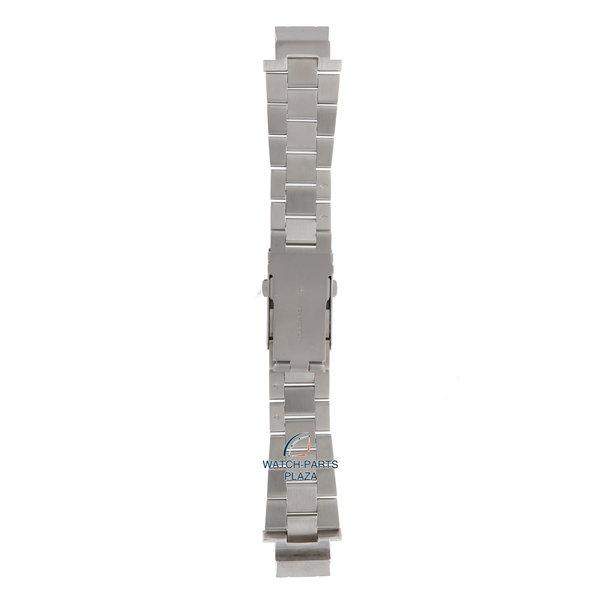 Diesel Diesel DZ1030 correa de reloj de acero inoxidable 18mm DZ-1030 pulsera
