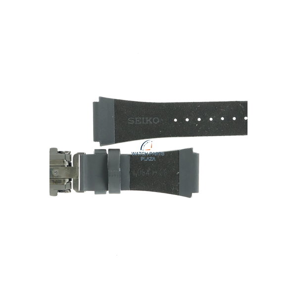 Seiko Seiko Spirit Smart SBPA009 bracelet de montre S771-0AB0 bracelet en cuir noir L084 H 20 mm GOLGO 13