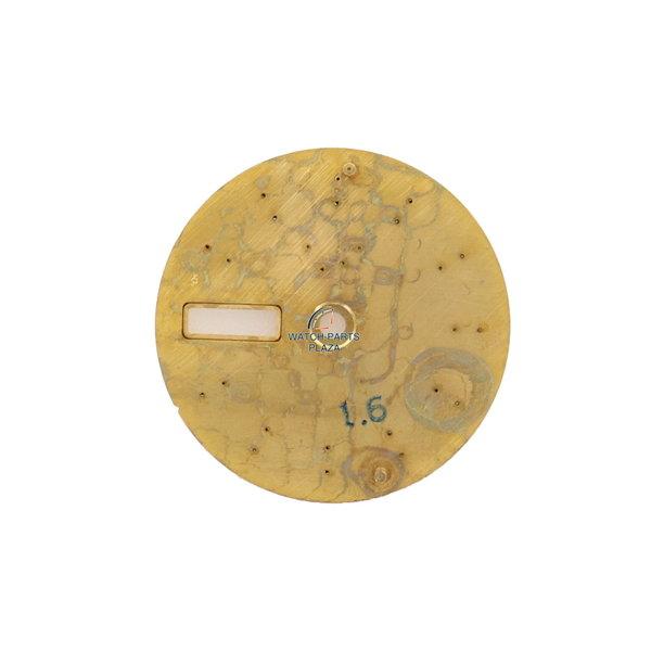Seiko Seiko 5 Sports 6309-836B esfera de recambio dorada SDE451 esfera vintage original