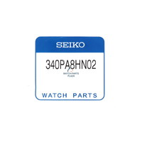 Seiko 340PA8HN02 crystal glass 34 mm for 7T92, 7T94 & 5M82