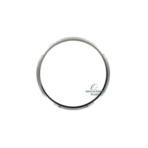 Seiko Seiko 7005-7080 / 7005-7110 bezel stainless steel WAA215J1 / WAA287J1 - 8336 0619