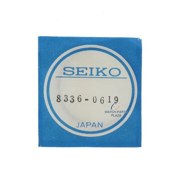Seiko Seiko 7005-7080 / 7005-7110 lunette en acier inoxydable WAA215J1 / WAA287J1 - 8336 0619