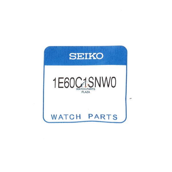 Seiko Seiko Diver SKX013, SKX001, SKX005, SKX407 kroon met stift 7S26-0010, 0030, 0170