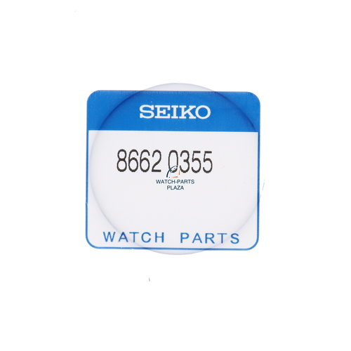 Seiko Seiko 4R36, 6N42, 4R37, 7S36, 6R15, 6R21, 6R24, 6R27, junta de vidrio 8F56 / junta tórica original