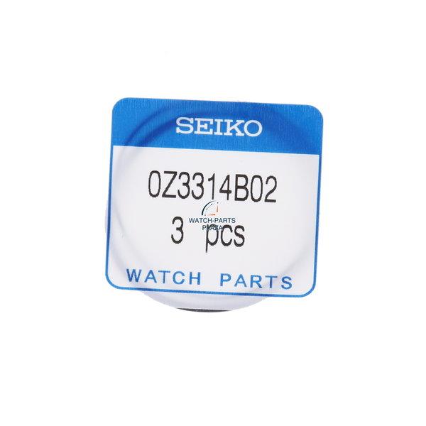 Seiko Seiko 0Z3314B02 joint de lunette / joint torique 33MM pour 5M42, 5M62, 5M82, 7T32, 7T42, 7T36, 7N36, V157, V175