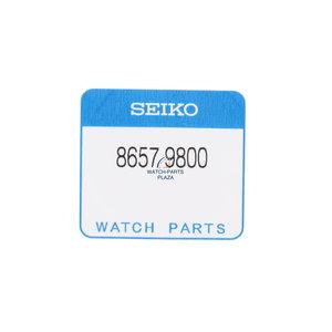 Seiko Junta de bisel / junta tórica Seiko 86579800 35 MM - 6R15, 6R24, 6R27, 9R65, 9R66, 9S86, 7N42, 5M62