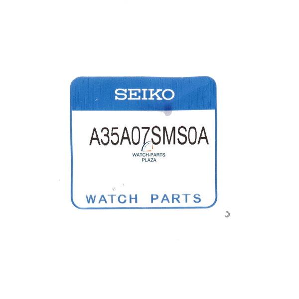 Seiko Seiko Panda A35A07SMS0A poussoir pour 7T32, 5M62, 5M63, 7T62, 7T92 - modèles SKA, SMY & SNA