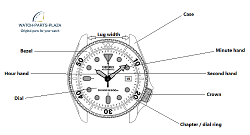 Watch-parts-Original