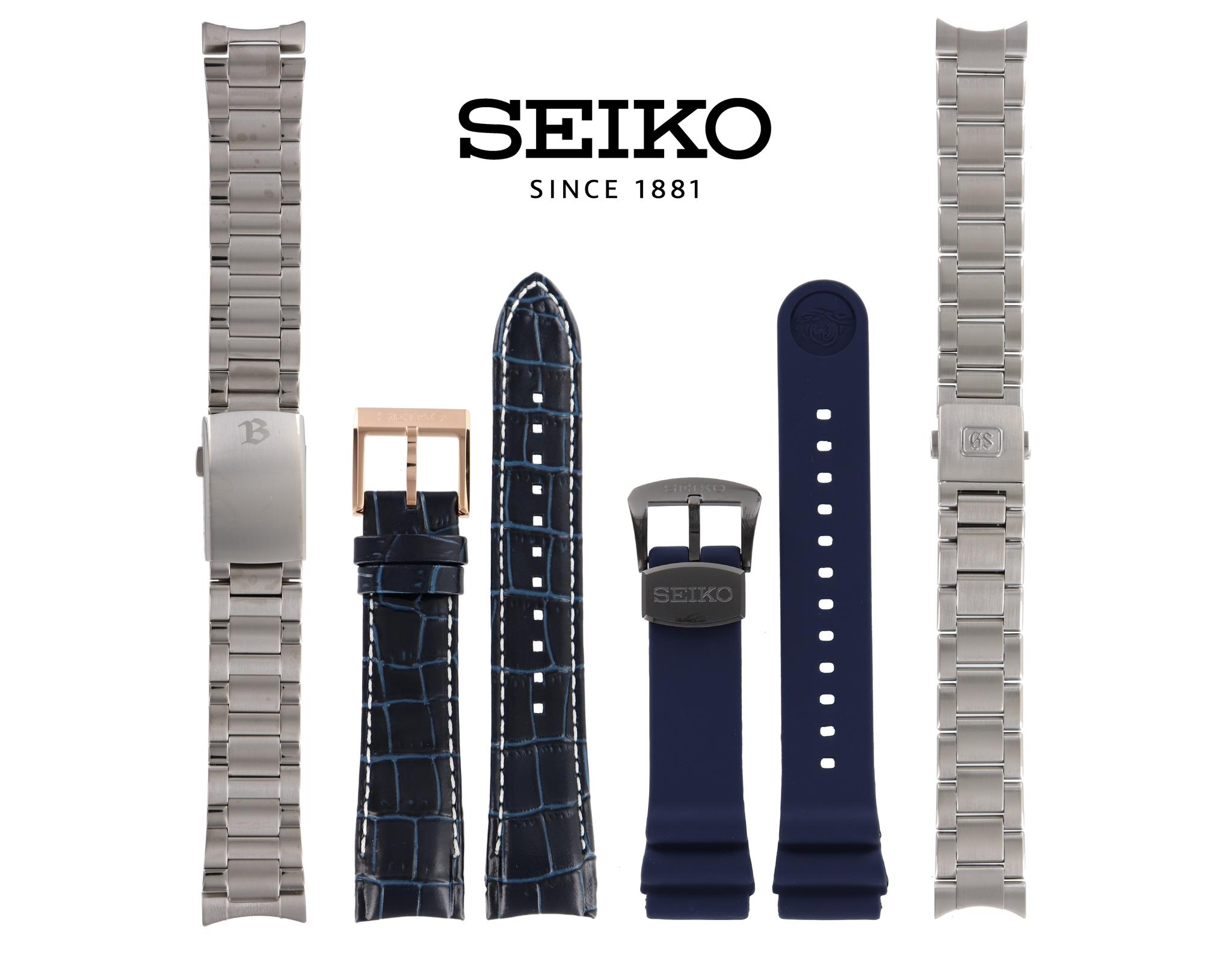 Seiko Watch Bands