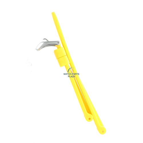 Festina Festina BC07433 Watch band F16574, F16574/1 rubber / silicone yellow 24 mm - Giro d'Italia / Chrono Bike
