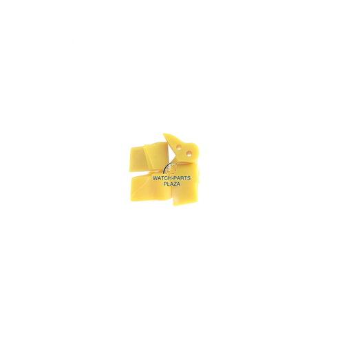 Festina Festina BC08250 Watch band F16659 rubber & steel yellow 24 mm - Chrono Bike