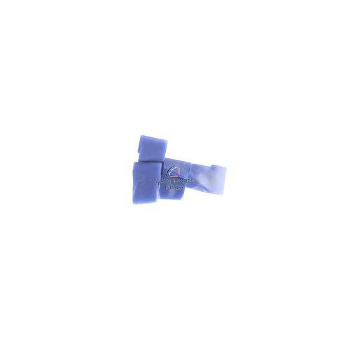 Festina Festina BC08249 Horlogeband F16659 rubber & metaal blauw 24 mm - Chrono Bike