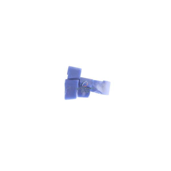 Festina Festina BC08249 Watch band F16659 rubber & steel blue 24 mm - Chrono Bike