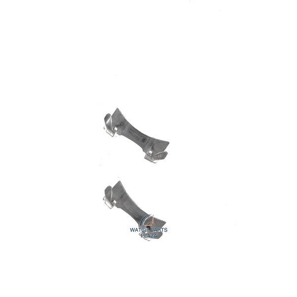 Festina Festina BA03286 Watch band F16635, F16636 stainless steel grey 21 mm - Set / Schalke 04