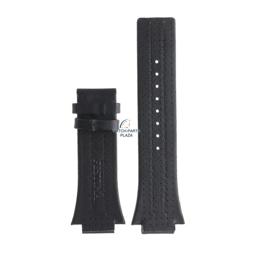 Festina Festina BC04534 Watch band F16184 black leather 18 mm - Nine Collection