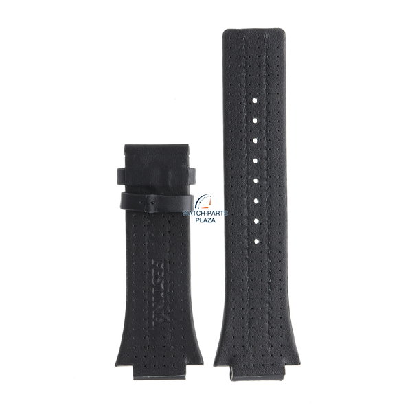 Festina Festina BC04534 Horlogeband F16184 zwart leer 18 mm - Nine Collection