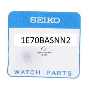 Seiko Seiko 1E70BASNN2 crown with stem SRPD09, SRPC93 black