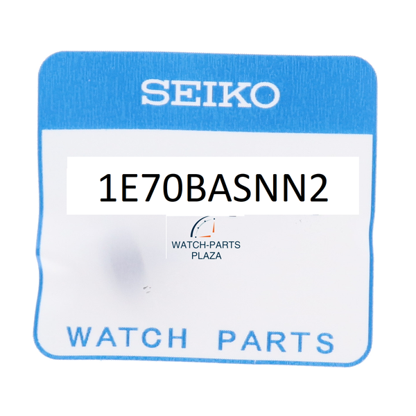 Seiko Seiko 1E70BASNN2 Krone mit Stiel SRPD09K1, SRPC93K1 schwarz 4R35-01X0 Samurai