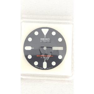 Seiko Seiko 7S26002LXB19 dial negro SKX007