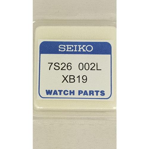 Seiko Seiko 7S26002LXB19 dial black SKX007K1, SKX007J1 SKX Diver 7S26-0020 original