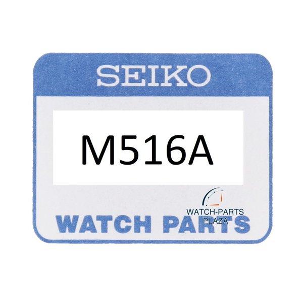 Seiko Movimento Seiko M516A M516-4000, M516-4009 Ghostbusters Movie Voice SDE018, SMGN01 originale