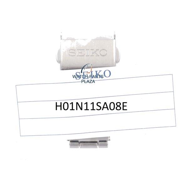 Seiko Seiko H01N11SA08E Edelstahlverschluss 16 mm 1N00, 9020, 5J22, 5M22, 7F38, 7T42, 8F56, 8M25