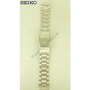 Seiko Bracelet de montre Seiko M0EV641J0 SRPE03K1, SRPD21, SBDY031, SBDY039 acier inoxydable