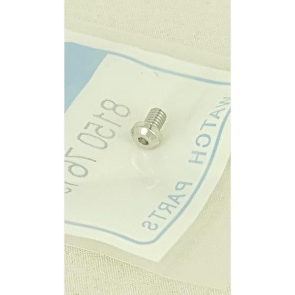 Seiko Seiko 81507619 shroud screw SBDC, SNE & SRP steel 6R15, V157, 4R36
