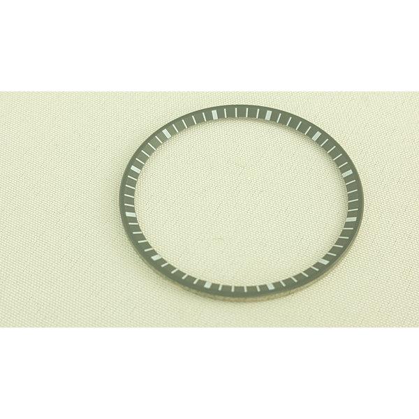 Seiko Seiko 84330115 wijzerplaat ring SBDX001, SBDX017, SLA011 zwart 8L35 0010, 00K0 Prospex MM300 MarineMaster