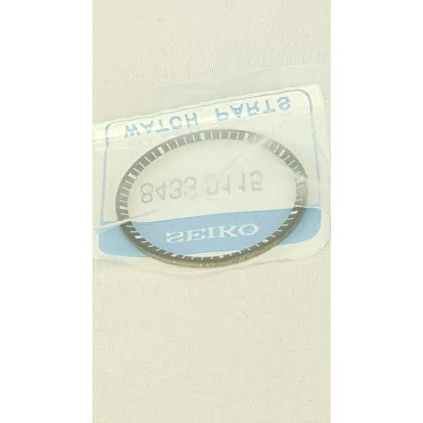Seiko Seiko 84330115 dial / chapter ring SBDX001, SBDX017, SLA011 black 8L35 0010, 00K0 Prospex MM300 MarineMaster