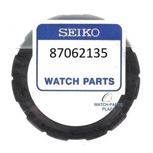 Seiko Seiko 87062135 bezel SRP425, SRP427, SRP429, SRP430 zwart