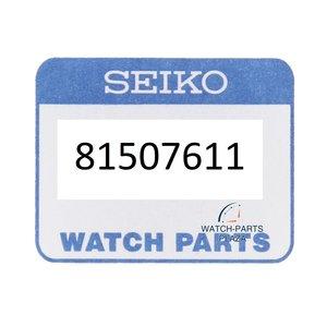 Seiko Tornillo de cubierta Seiko 81507611 dorado SRP, SBDC y SNE
