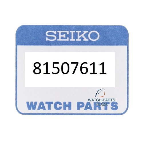 Seiko Seiko 81507611 parafuso de cobertura ouro SRP, SBDC & SNE