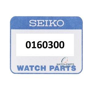 Seiko Disco ruota da giorno Seiko 0160300 NERO inglese / francese per 7S26