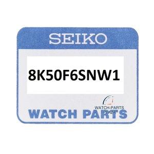 Seiko Coroa Seiko 8K50F6SNW1 5M62, 7T62, 7T92, V158, 5M54