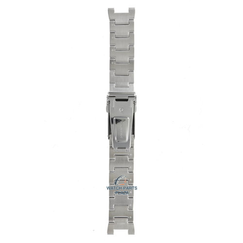 Seiko Seiko 4A912JM Cinturino dell'orologio SNAC61 - 7T62 0JH0 grigio acciaio inossidabile 22 mm - Criteria