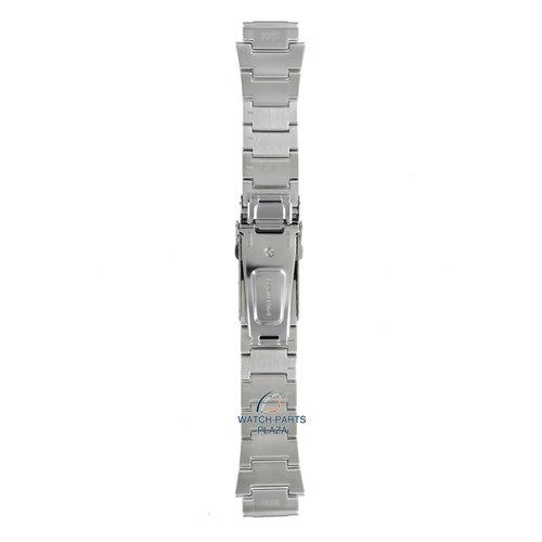 Seiko Seiko DA2A1JM Cinturino dell'orologio SBCZ011 - 5M62 0BL0 grigio acciaio inossidabile 20 mm - Prospex Kinetic