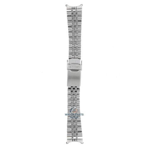 Seiko Seiko 44G2JZ Horlogeband SKX013 - 7S26 0030 Grijs Roestvrijstaal 20 mm - Diver