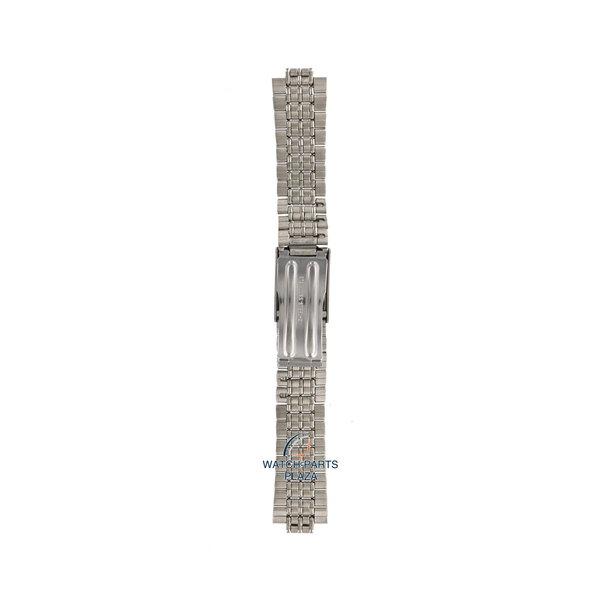 Seiko Seiko 43V8JB Cinturino dell'orologio SKH145 - 5M42 0B80 grigio acciaio inossidabile 20 mm - Kinetic