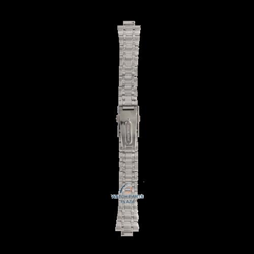 Seiko Seiko 3269JZ Pulseira de relógio SNK587 - 7S26 02C0 cinza aço inoxidável 10 mm - 5